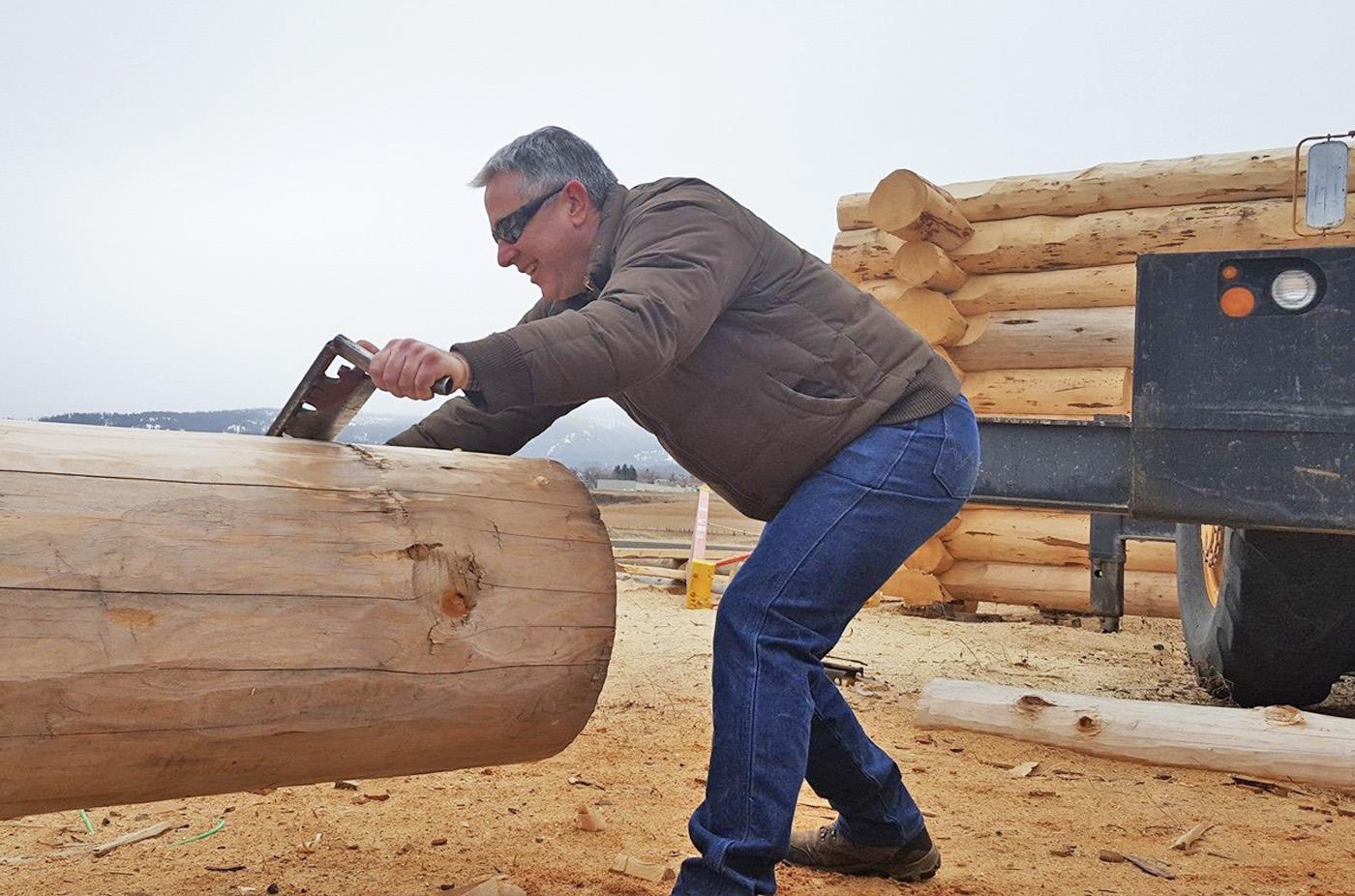Home - True Log Homes